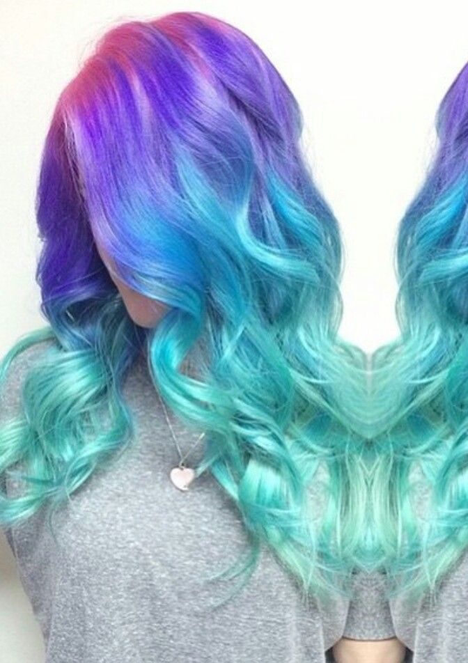 17 Best Images About Magical Hair Colors On Pinterest