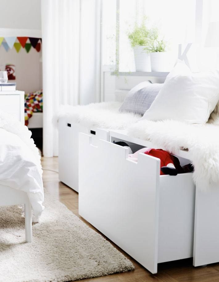 Stuva Bank Met Bergruimte Ikea Interiours Pinterest
