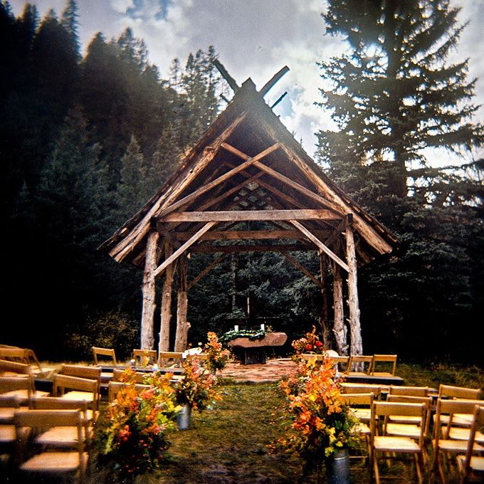 50 Romantic Wedding Venues in the U.S. Hot Springs