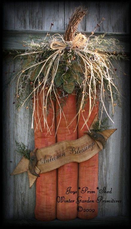 DIY Pumpkin Ideas 14
