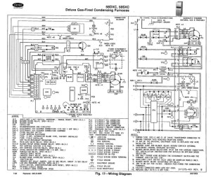 payne furnace parts diagram | My Carrier High Efficiency