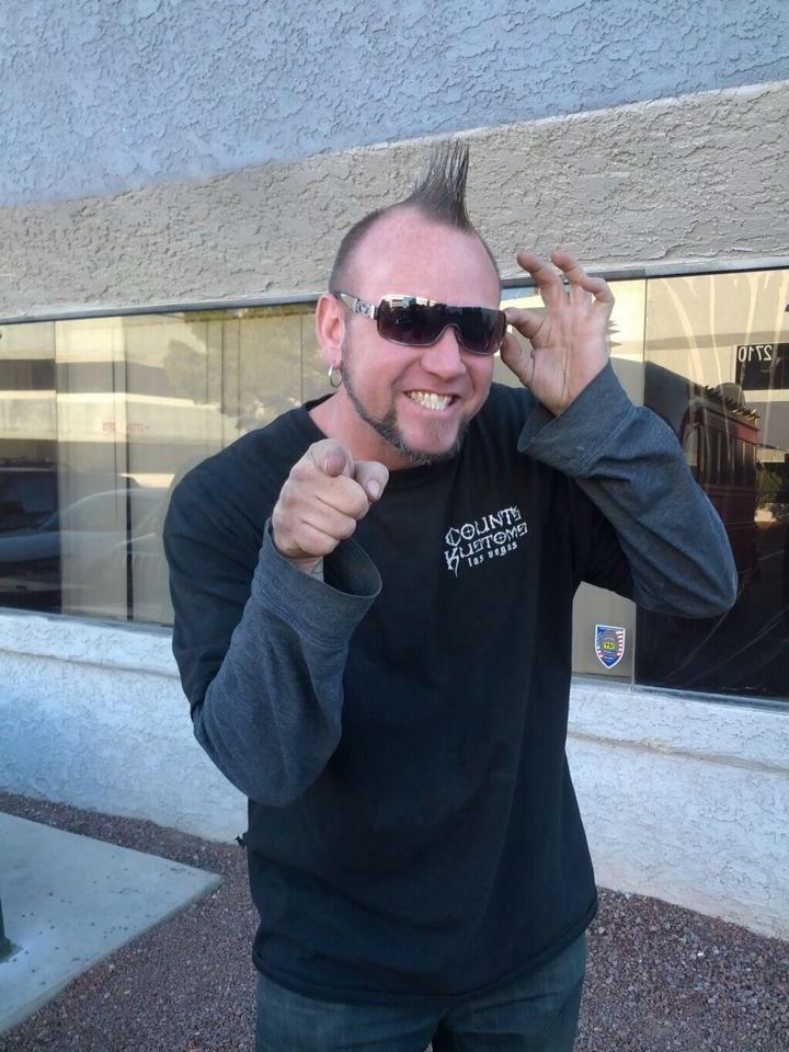 Horny Mike from Counting Cars Counting Cars Pinterest