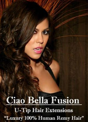 ciao bella fusion hair extensions beautiful women and models with amazing long hair styles