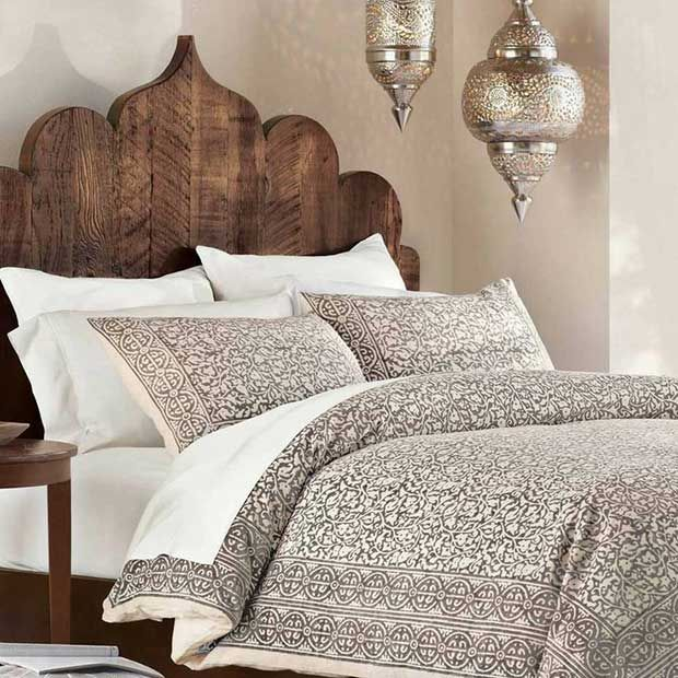 The Block Printing Textiles Of India Indian Design In Bedroom Decor