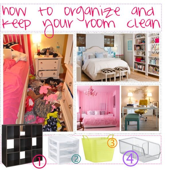 How To Clean Your Room And Keep It That Way
