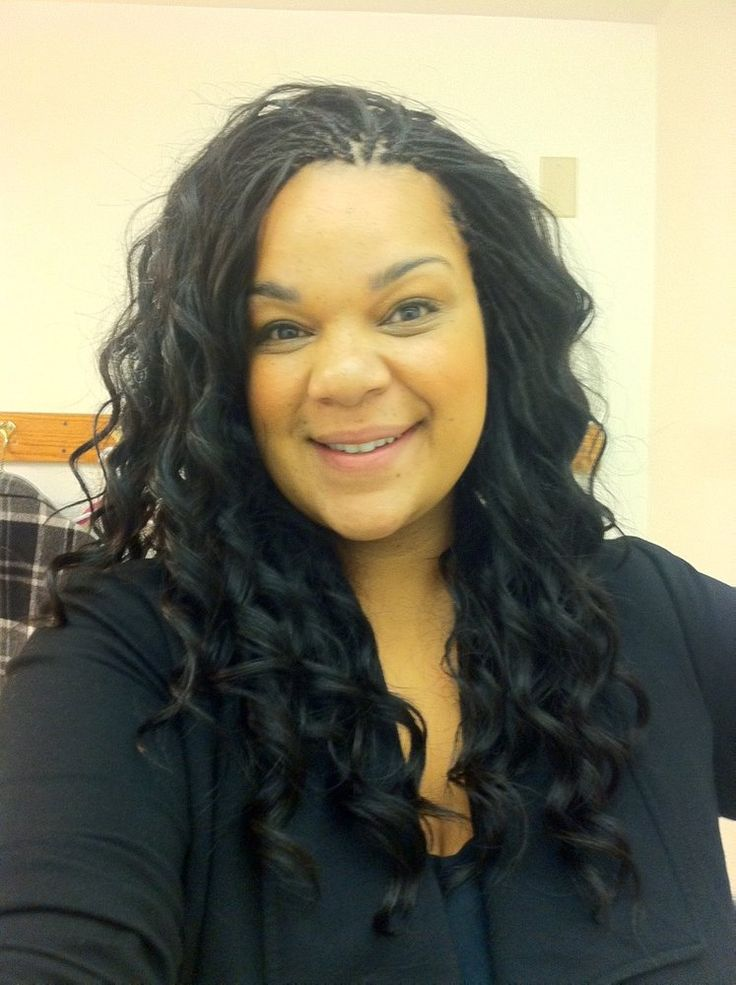 Tree Braids With Sew In Weave In The Middle Yelp Tree
