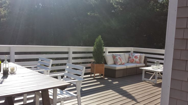 17 Best Images About Deck Railing On Pinterest Ikea