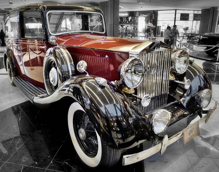 1939 Rolls Royce, formally owned by King Farouk 1 of Egypt
