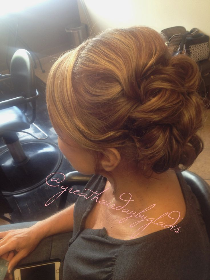 1000 Images About Hair On Pinterest Updo Older Women