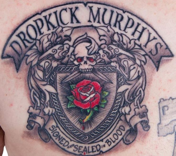 Dropkick Murphys Cancel A Show After A Fatal Bus Accident