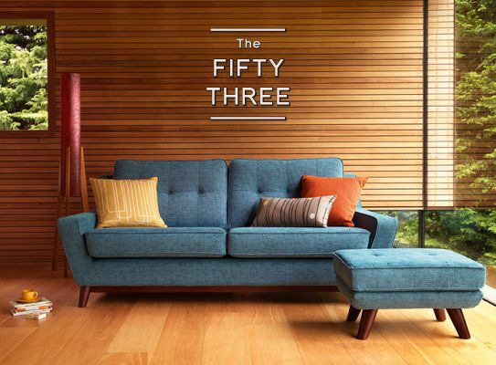 17 Best Ideas About Retro Sofa On Living Room Vintage