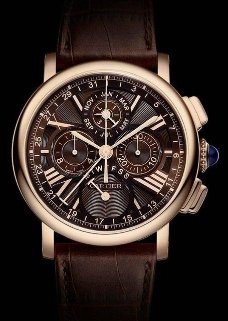 masculine & elegance watch
