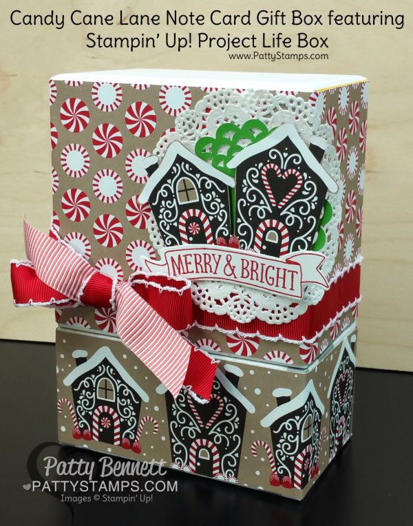 Special Offer from Patty Note Card Gift Box (Patty's