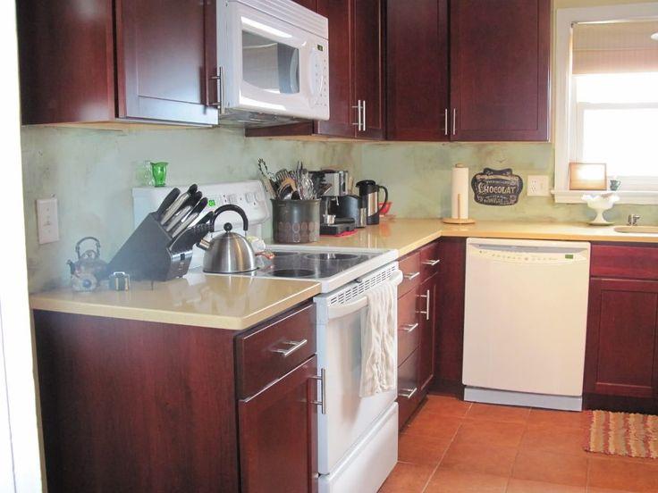 L Shaped Small Modular Kitchen Designs