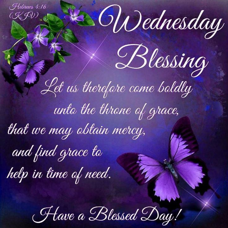 Good Morning Everyone, Happy Wednesday. I pray that you