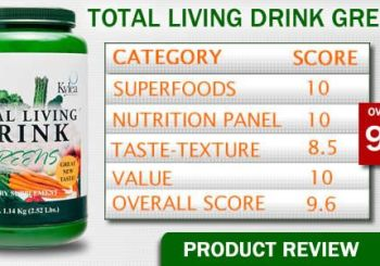 An Honest Total Living Drink Greens Review