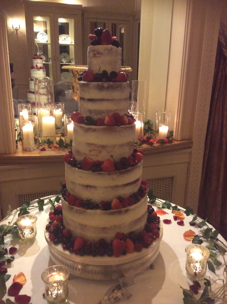 25 Creative 5 Tier Wedding Cakes Ideas To Discover And