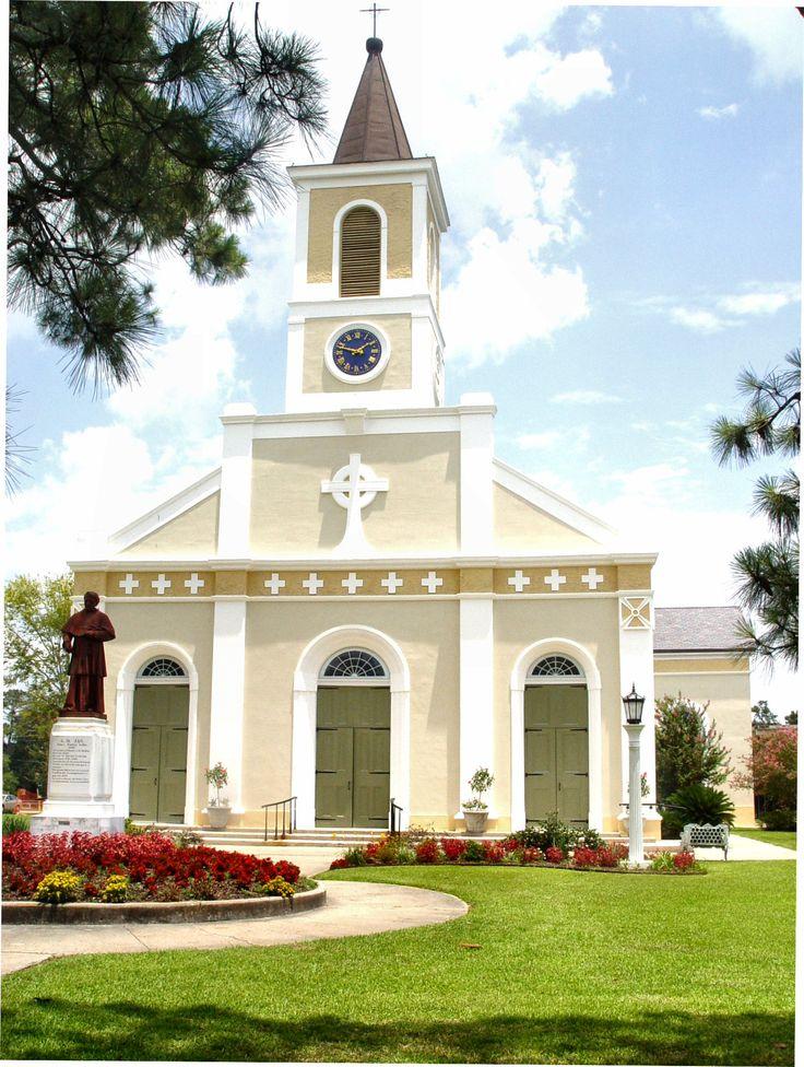 St. Martin DeTours Catholic Church, Circa 1836, St
