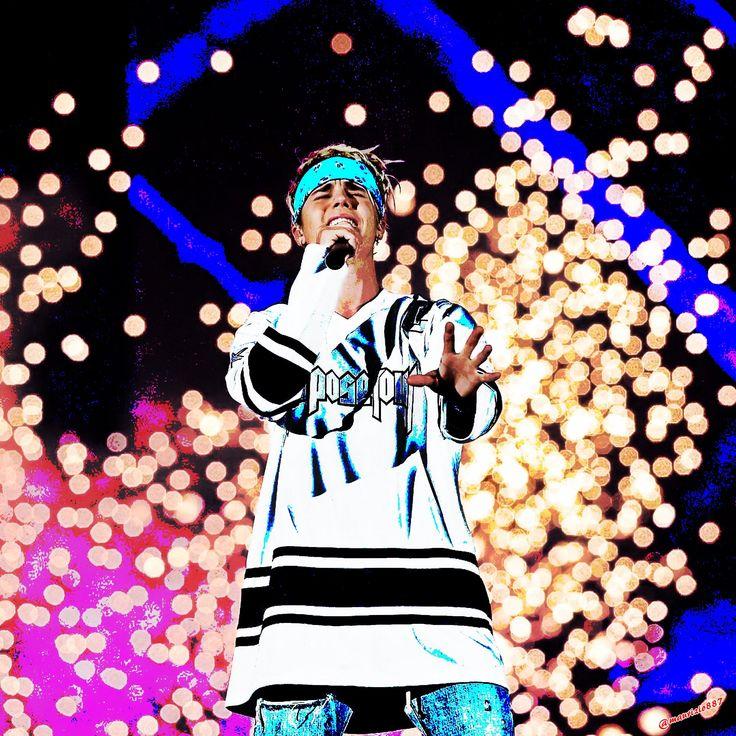 Justin Bieber Purpose Collage