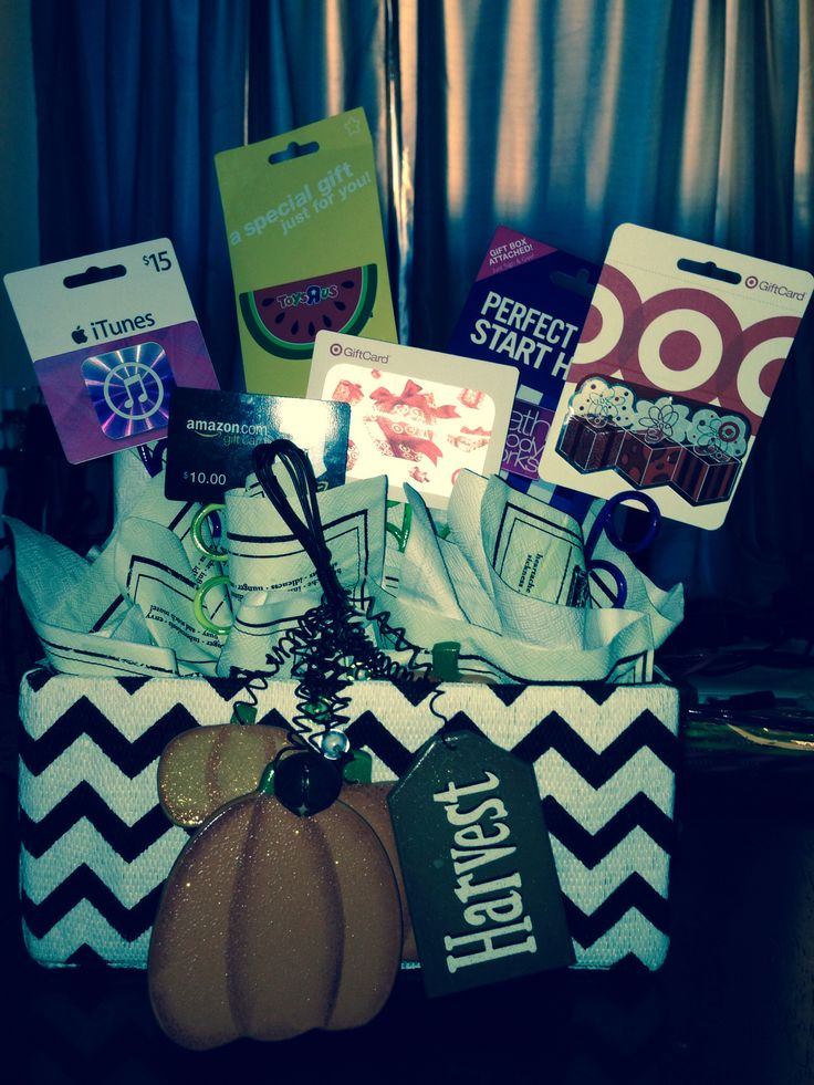 9 Best Images About Restaurant Gift Card Basket NCTS On