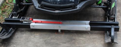 Details About Fast Clamp V Snowmobile Trailer Tie Down