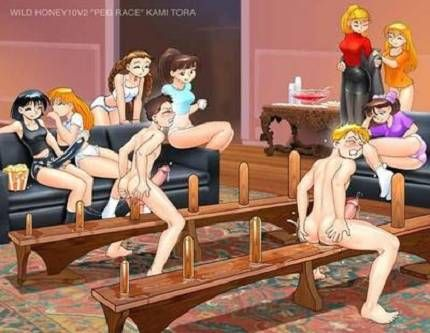 cartoon milf hentai