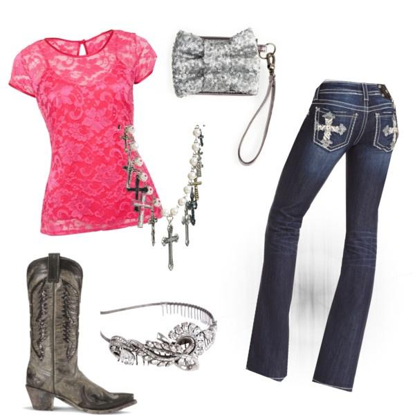 Like the shirt and pants  ~