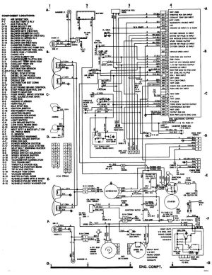 85 Chevy Truck Wiring Diagram | Chevrolet C20 4x2 Had