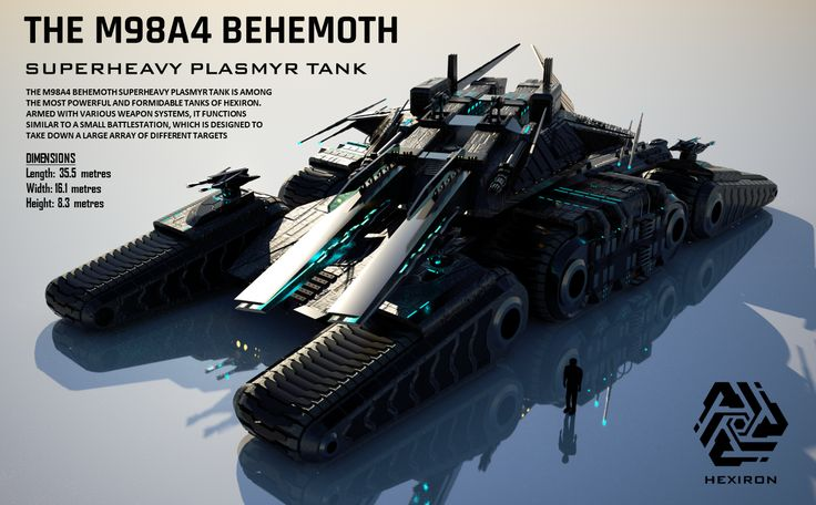 M98A4 Behemoth Super Heavy Plasmyr Tank Presenting The M98A4 Behemoth Its Double Barreled