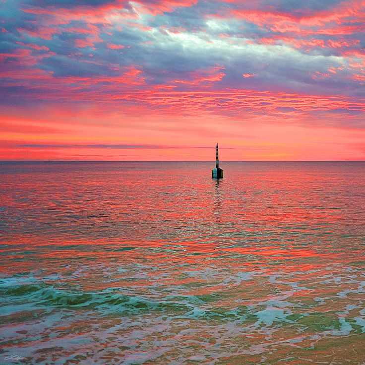 Cottesloe beach the best sunset in the world perth