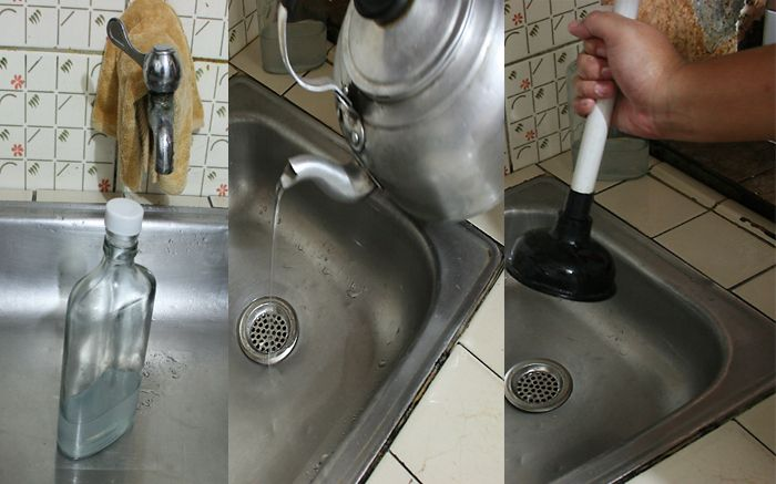 17 Best Ideas About Unclog Tub Drain On Pinterest Diy Drain Cleaning Clogged Bathtub And