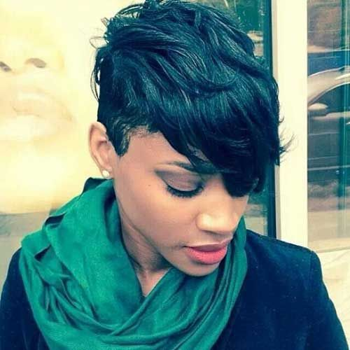 1000 Ideas About African American Short Hairstyles On