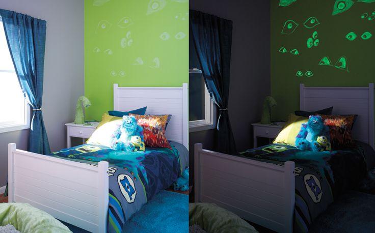 17 Best Ideas About Monsters Inc Bedroom On Pinterest