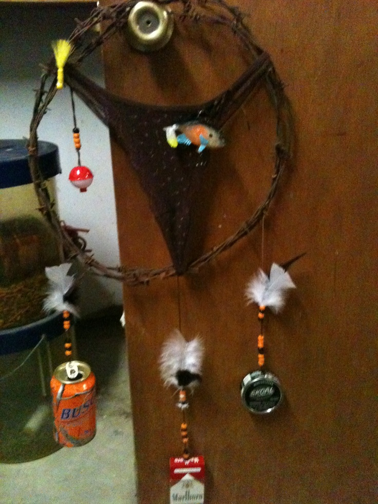 Redneck Dream Catcher Redneck Dream Catcher Pinterest
