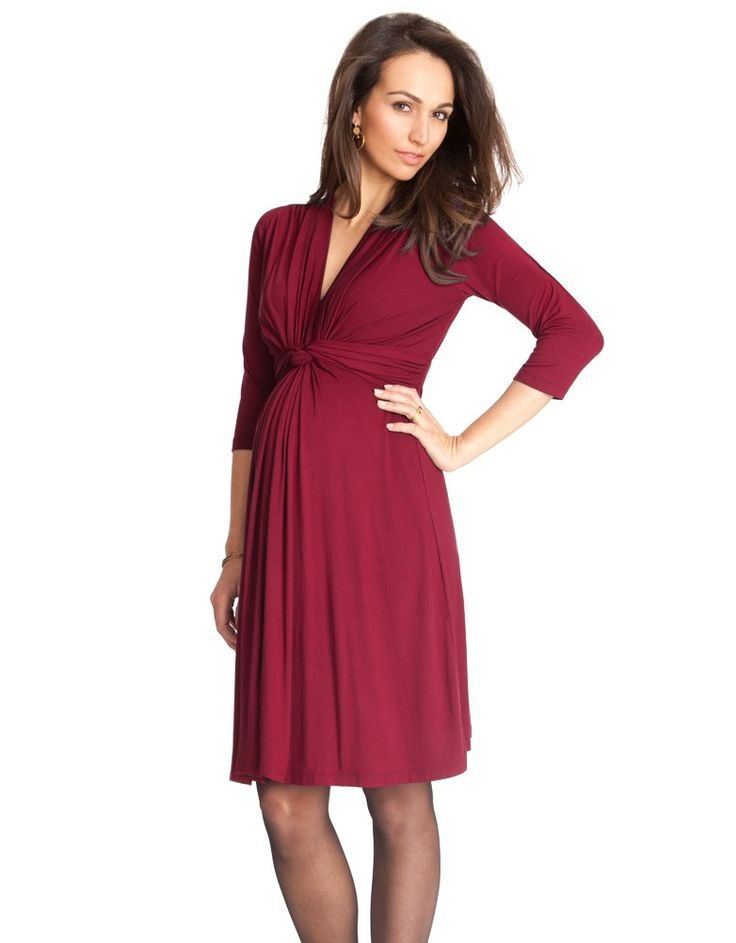 27 Best Images About THE KNOT FRONT MATERNITY DRESS On