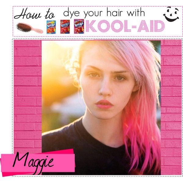 Using Chalk Dye Hair