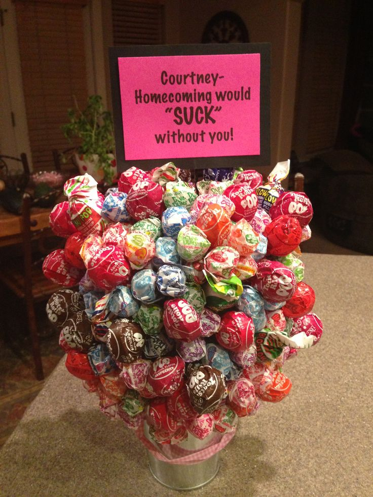 Easy And Cute Way To Ask Someone To Homecoming Or Find A