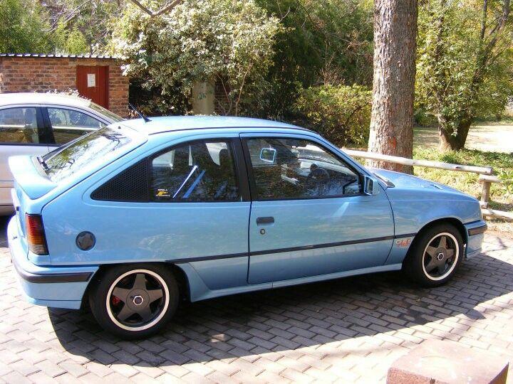 Opel Kadett E 2l 16v Superboss My Rides Pinterest