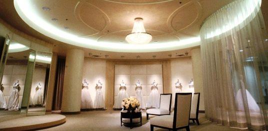 Macys Bridal Salon Outstanding Merit ARE Design