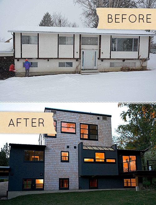 ok, this is seriously the ULTIMATE in DIY home renovation!! I cant believe they did this mostly on their own, for $200K!