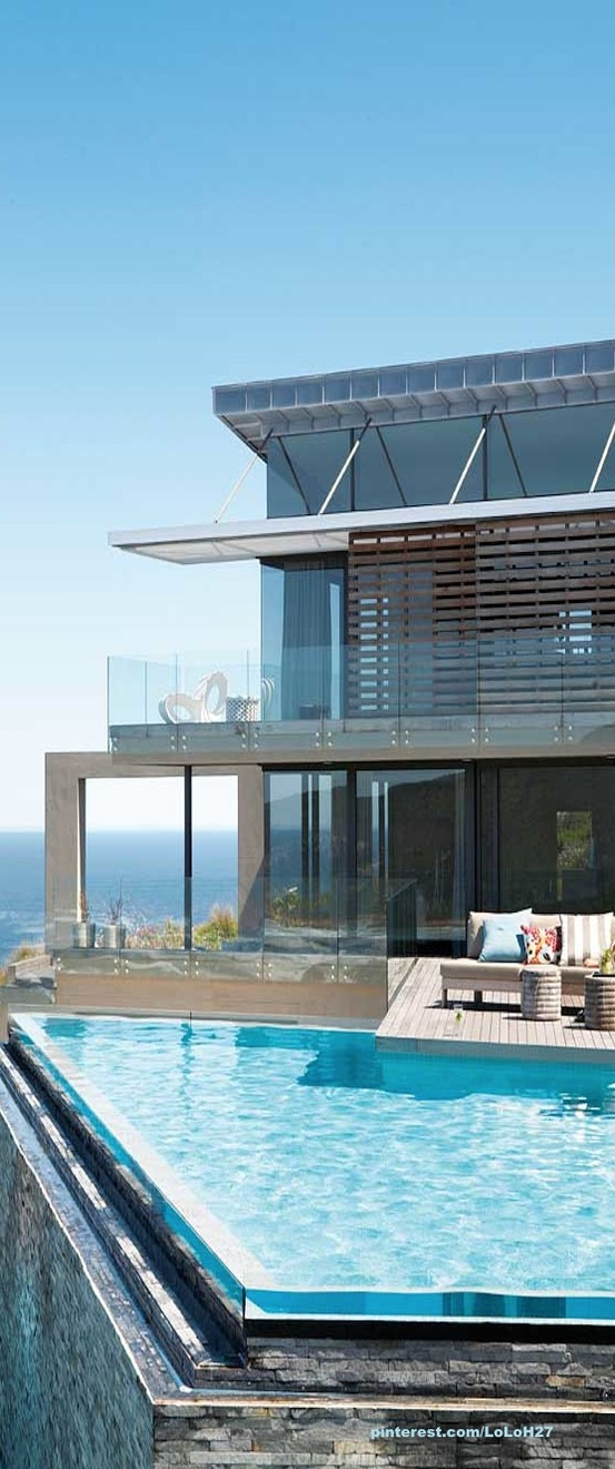 A Dream House Seems To Float Above The Ocean Gardens