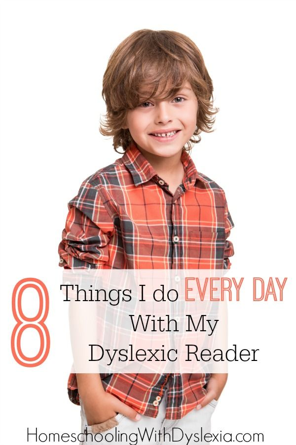After homeschooling kids with dyslexia for 20 years, these are 8 things that I have noticed that make the biggest difference in