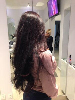 25 best permanent hair extensions ideas on pinterest