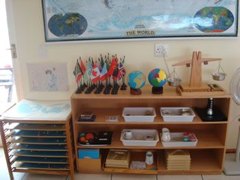 17 Best Images About Montessori Shelves Geography On