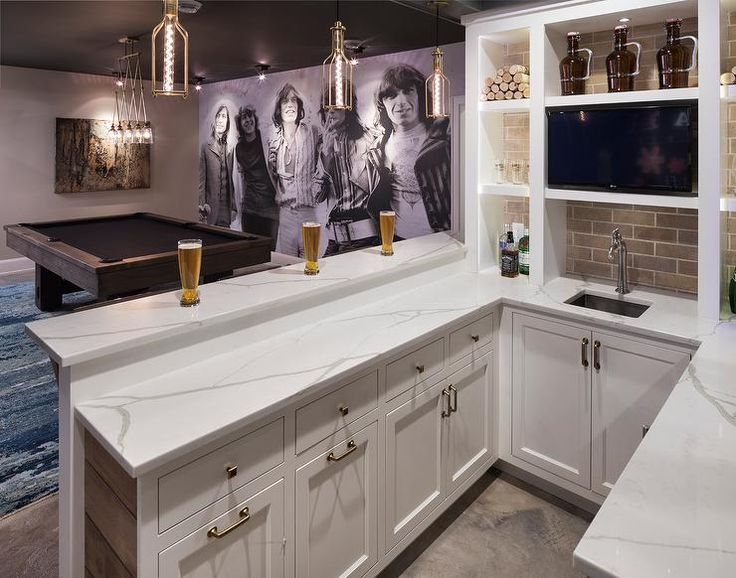 Hang Out And Kick Back In This Well Appointed Basement
