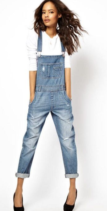 Womens Overalls: 17 Ways To Sport This Trend Like A Grown-Up (PHOTOS):