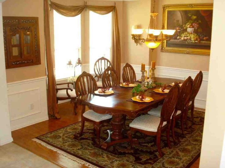1000+ Ideas About Formal Dining Decor On Pinterest