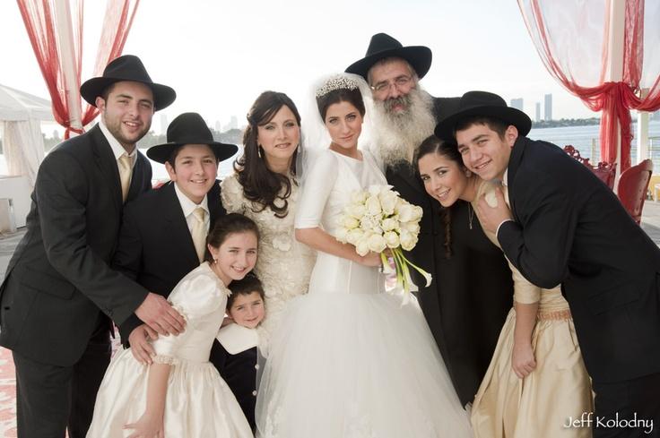 ORTHODOX JEWISH DESTINATION WEDDING Hebraic Wedding