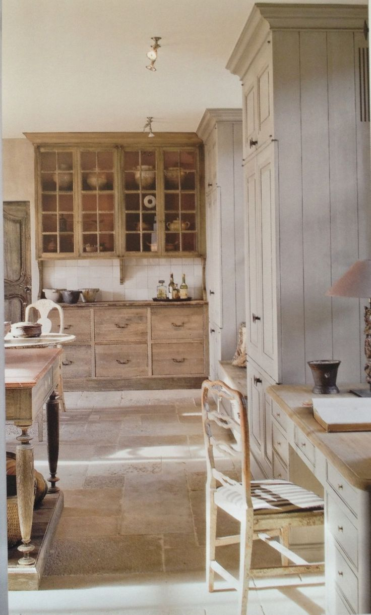 Cerused French Oak Kitchens and Kitchen Trend