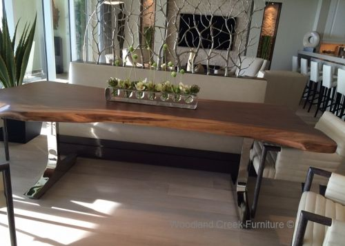 17 Best Images About Natural Live Edge Tables On Pinterest